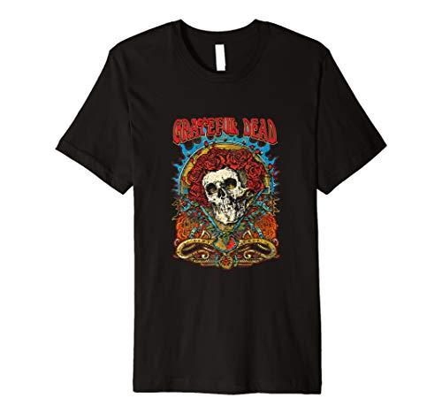 (Grateful Dead Rose T-Shirt)
