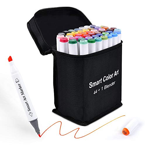 Art Markers 44 Coloring