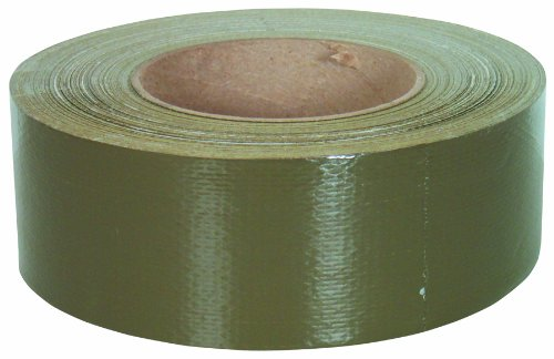 Olive Drab Military Duct Tape Aka 100 Mile An Hour Tape  9 Mil Thick  2  X 60 Yards Us Made