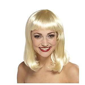 Morris Costumes Peggy Sue Wig (Blonde) Adult Accessory (disfraz)