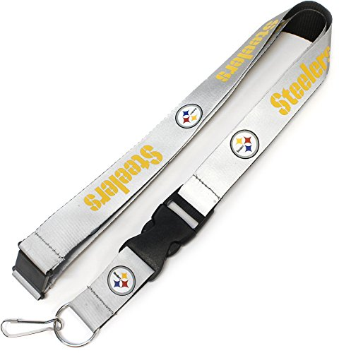 Candle Pittsburgh Steelers Nfl (aminco NFL Pittsburgh Steelers Reflective Lanyard)