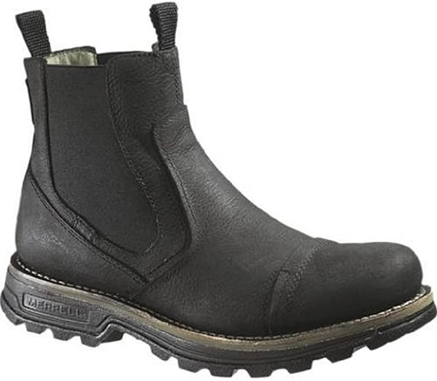merrell moab adventure chelsea boot tech