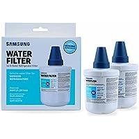 Samsung Genuine DA29-00003G Refrigerator Water Filter, 2-Pack (HAF-CU1-2P/XAA)