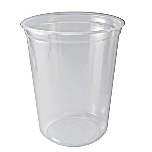 32 ounce deli cup - 1