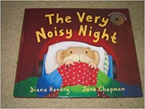 The very noisy night picture book cd set diana hendry jane flip to back flip to front publicscrutiny Image collections