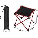 WAOBE Folding Chair Portable Outdoor Folding Chair Outdoor Fishing Sketching Leisure Stool For Enjoying Life