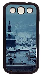 Cold winter Custom Samsung Galaxy S3 I9300 Case Cover Polycarbonate Black
