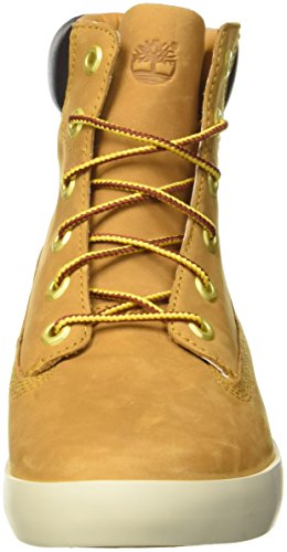 Timberland 6 Boot wheat Flannery Inch Brown Women''s 6rPxgwqEI6