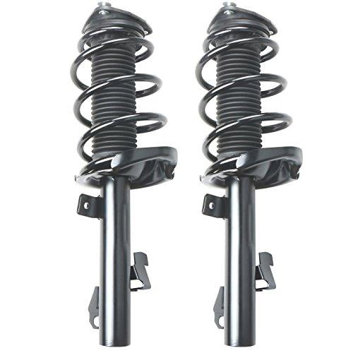 2011 Mazda 3 Shock - MOSTPLUS 2x Front Complete Strut & Spring For 04-13 Mazda 3 06-10 MAZDA 5 (Set of 2)