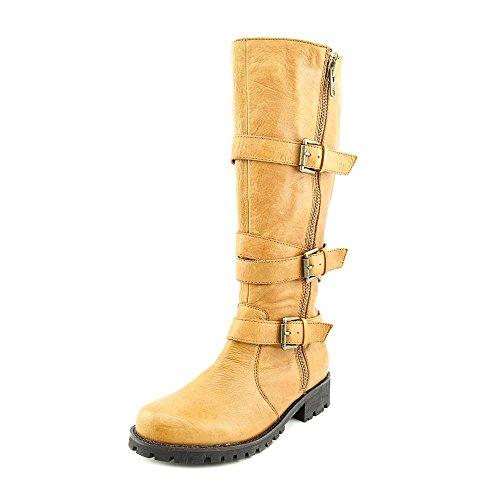 Tan Fashion High Round Shellys Knee Boots London Toe Womens Antlova H0qSwfz