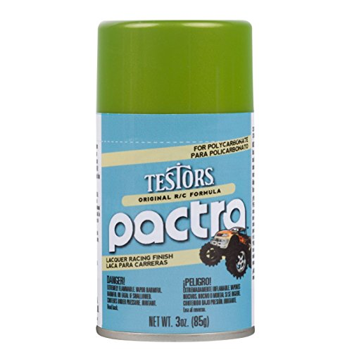 Pactra Metallic Lime Ice RC Lacquer Spray - Pactra Rc Spray