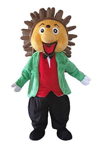Adult Size Hedgehog Mascot Costume for Party Custom Made Animal Mascots Deguisement -