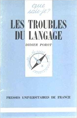 Téléchargement Troubles du Langage (les) epub pdf