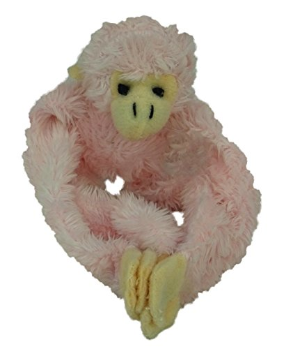 Soft Farm/Safari Fridge Magnets Magnetic Mates Animals - Various Animals (Pink Monkey)