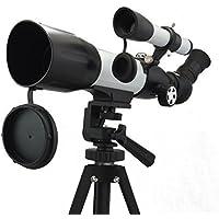 Bial 350X60mm Binoculars Monocular Astronomical Telescope w/Tabletop Tripod & Compass & Carry Case