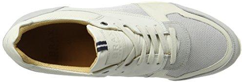 Brax, Herren Sneaker, 752489 05 Weiß