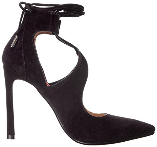 Luichiny Black Women's Here Dress Pump Up f8prqfwF