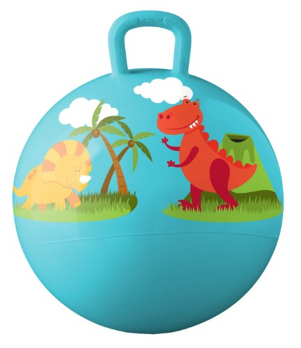 Hedstrom Dinosaurs Hopper Ball, Kid