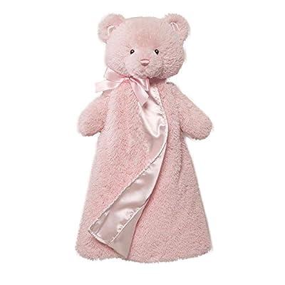 Gund Baby Gund My 1st Teddy Huggybuddy Blanket