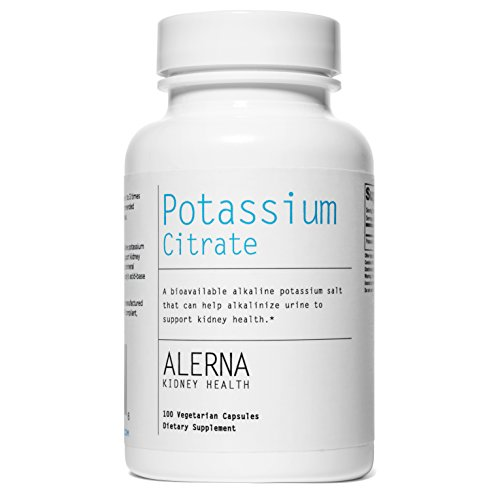 Potassium Citrate (99mg) (Vegetarian Capsules)