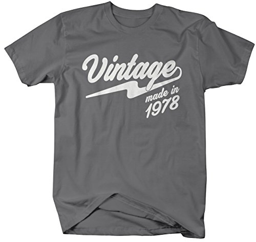 made in 1978 t shirt - 2