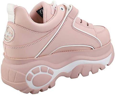competitive price d3031 4914b Buffalo Women's Sneaker 1339 in Pelle Rosa 38(IT) -5(UK ...