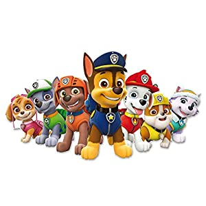 0866, Cartone Supersilueta Canine Patrol, Multicolore, per Feste e Compleanni, 95 cm 9 spesavip