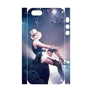 C-EUR Cell phone Protection Cover 3D Case Marilyn Monroe For Iphone 5,5S by lolosakes