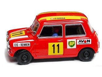 Amazoncom Austin Mini Diecast Model Car From James Bond On Her