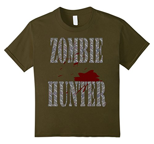 Kids  (Zombie Hunter Costumes)