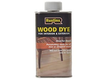 Rustins RUSWDDO1L Wood Dyes