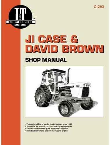 Wiring Manual Pdf  1175 Case David Brown Tractor Wiring