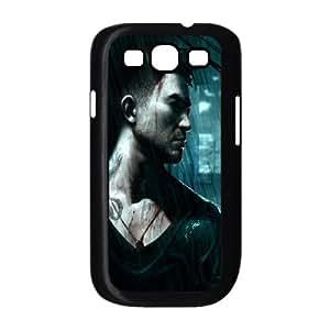 Samsung Galaxy S3 9300 Cell Phone Case Black Sleeping Dogs JNR2153971