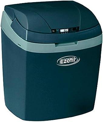 EZetil E3000 - Nevera portátil (29 cm, 39 cm, 49 cm, 12/230V, LCD ...