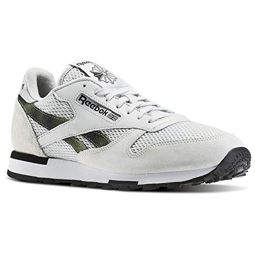 Eu Uomo white 44 Reebok Sneaker Grey black Grigio Skull qnzn8C