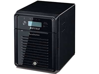 Buffalo TeraStation 3400 4-Drive Desktop NAS for Small Business (TS3400D0404) from BUFFALO