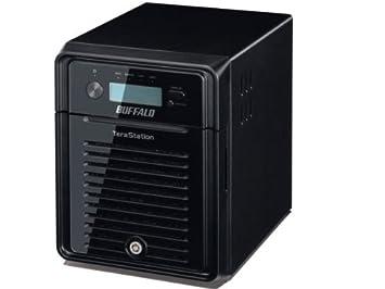 Buffalo TeraStation 3400 4-Drive 4 TB Desktop NAS for Small Business  (TS3400D0404)