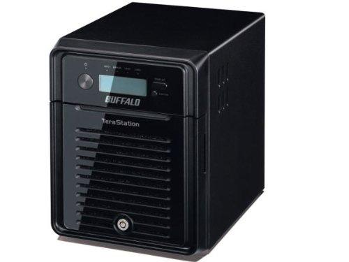 Buffalo TeraStation 3400 4-Drive 4 TB Desktop NAS for Small