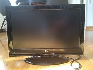 """OK OLE 191-B D4 19"""" HD-ready Aluminio, Negro LED TV - Televisor (HD, B, 16:9, 16:9, Zoom, 600:1, Aluminio, Negro)"""