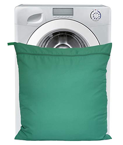 Blanket Wash Horse (Pet Laundry Bag For Washing Machine By Petwear | Keeps Dog, Cat And Horse Hair)