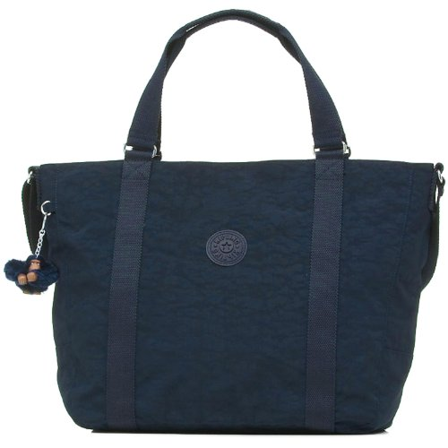 Kipling Luggage Adara Tote, True Blue, One Size, Bags Central