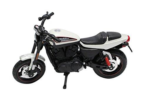 Harley-Davidson 2011 XR 1200X Ser 32 White Model Bike
