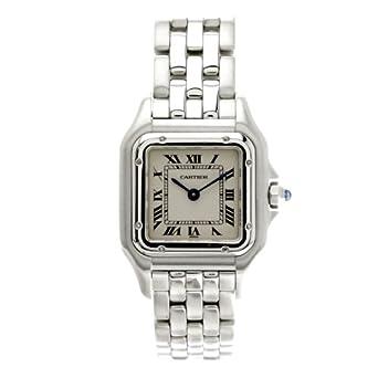 buy online 85978 c5d16 Amazon | CARTIER(カルティエ) パンテール SM 腕時計 ステンレス ...