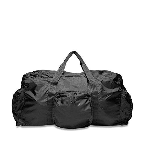 Picard Sporttasche für Herren und Damen. Marken Handtasche aus robustem Synthetik . Faltbare Tasche ist groß aber leicht. Design Hokuspokus 3801 Schoko