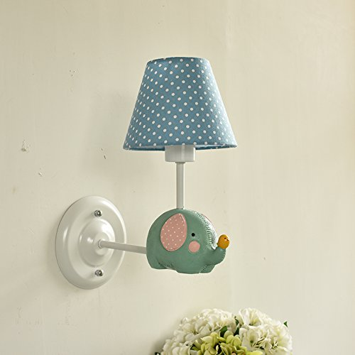 Shiend wall lampnordic baby wall lamp simple european american shiend wall lampnordic baby wall lamp simple european american boys girls childrens mozeypictures Gallery