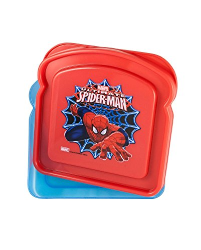 lic-sandwich-container-spiderman-blue-1-pack