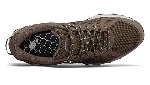 1350 Schoen Walking Chocoladebruin 9 Balance New Heren grijs 5 Zq5w7pzE
