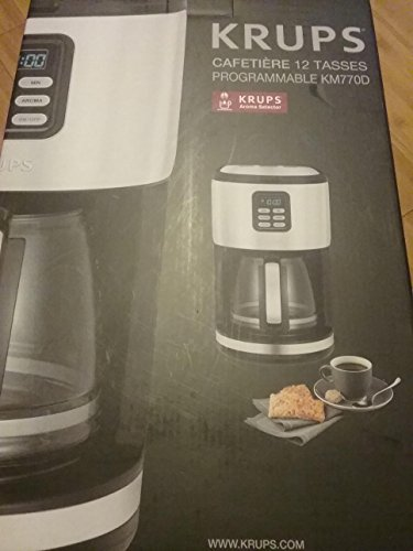 Krups-12-Cup-Programmable-Coffee-Machine-KM770D50