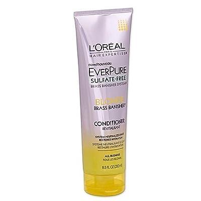 100% sulfate-free L'Oréal EverPure Blonde Conditioner -2 PC