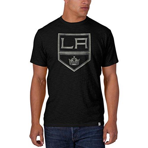 Los Angeles Kings - Crown Logo Scrum Premium T-Shirt - ()